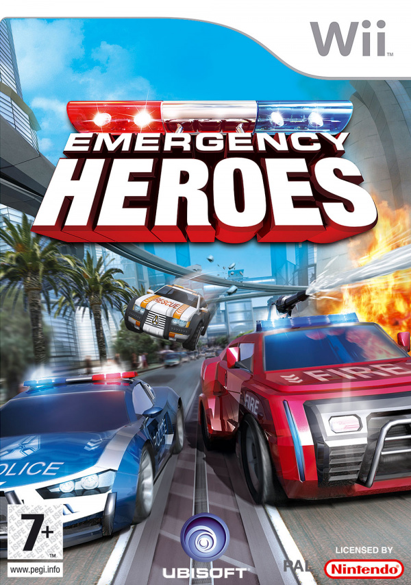 Emergency Heroes Cover Artwork
