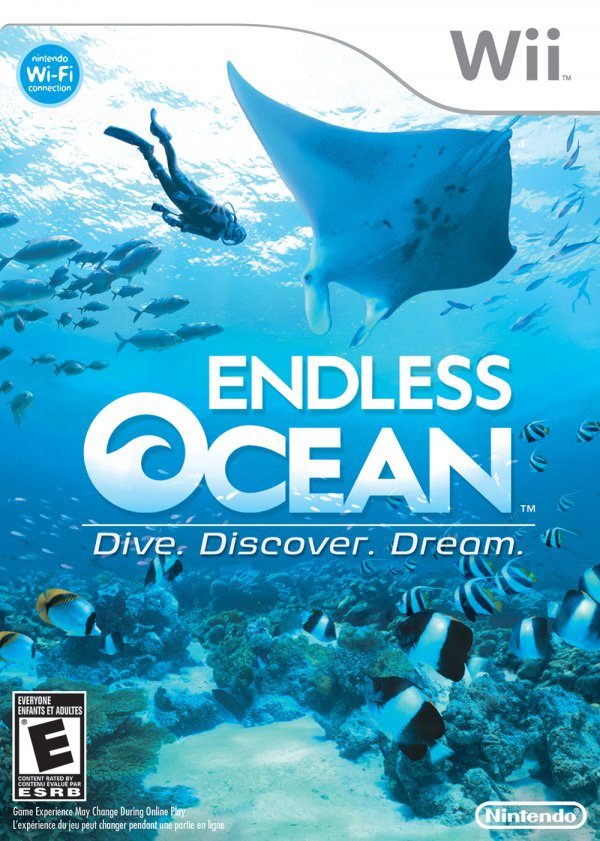 Endless Ocean Cover Artwork