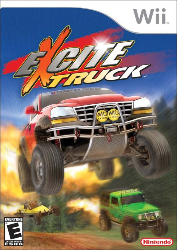 Excite Truck Cover Artwork