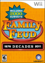 Family Feud Decades Cover (Click to enlarge)