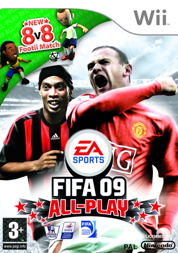 FIFA 09 All-Play