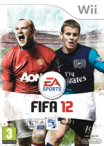FIFA 12 Cover (Click to enlarge)