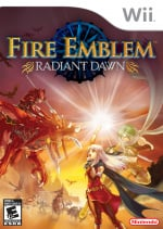 Fire Emblem: Radiant Dawn Cover (Click to enlarge)