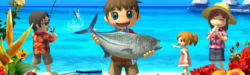 Fishing resort wii news for Wii fishing games