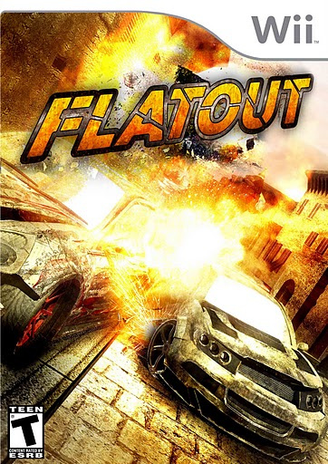 FlatOut Cover Artwork