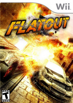 FlatOut Cover (Click to enlarge)