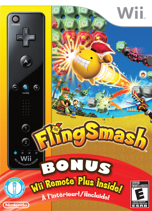 FlingSmash Cover Artwork