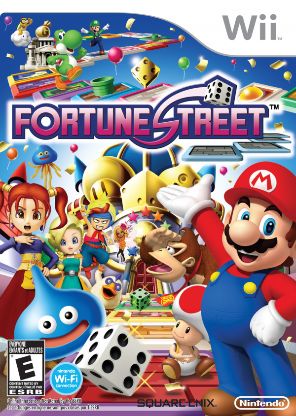 Fortune Street Cover Artwork
