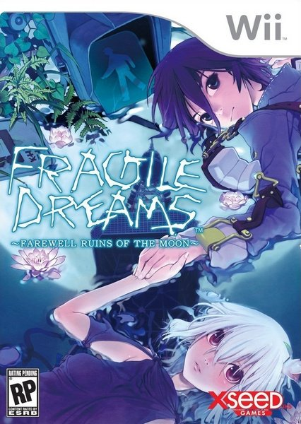 Fragile Dreams: Farewell Ruins of the Moon Cover Artwork