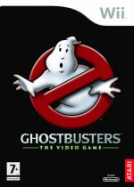 Ghostbusters: The Video Game Cover (Click to enlarge)