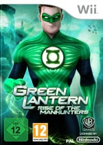 Green Lantern: Rise of the Manhunters Cover (Click to enlarge)