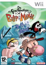 The Grim Adventures of Billy & Mandy Cover (Click to enlarge)