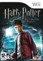 Harry Potter and the Half-Blood Prince Cover (Click to enlarge)