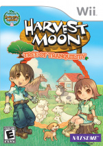 Harvest Moon: Tree of Tranquility Cover (Click to enlarge)