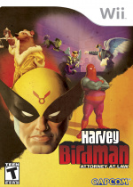 Harvey Birdman: Attorney at Law Cover (Click to enlarge)