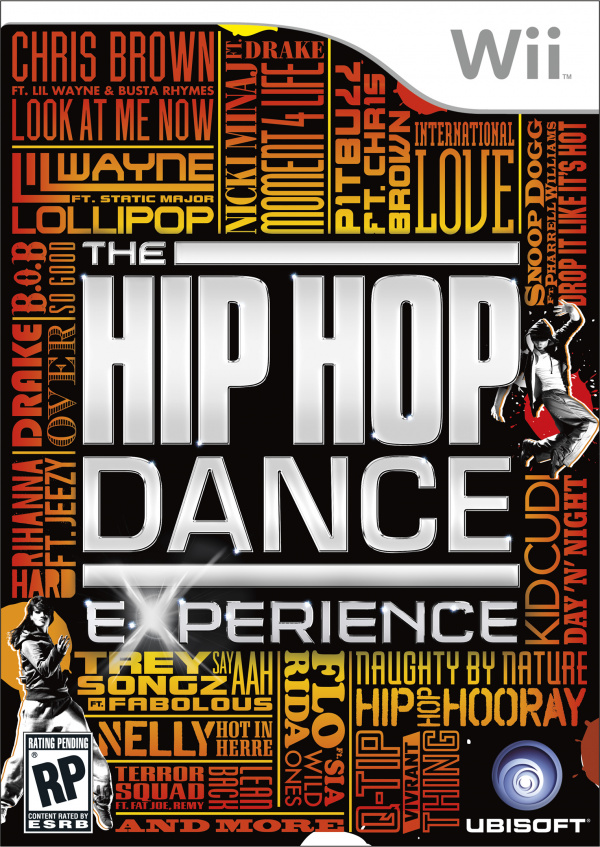 The Hip Hop Dance Experience Cover Artwork