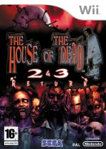The House of the Dead 2&3 Return Cover (Click to enlarge)