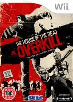 The House of the Dead: Overkill Cover (Click to enlarge)