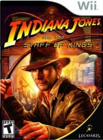 Indiana Jones and the Staff of Kings Cover (Click to enlarge)