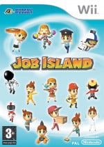Job Island: Hard Working People Cover (Click to enlarge)