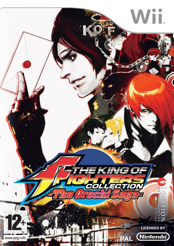King of Fighters Collection: The Orochi Saga