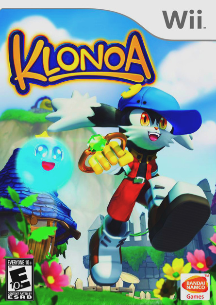 Klonoa Cover Artwork