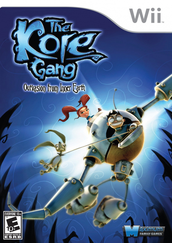 The Kore Gang Cover Artwork