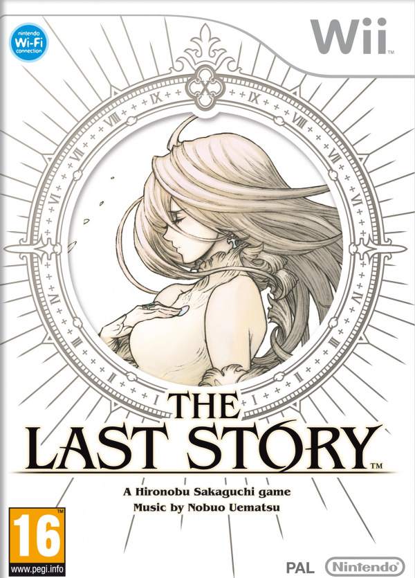 The Last Story Cover Artwork