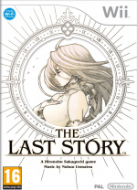 The Last Story Cover (Click to enlarge)