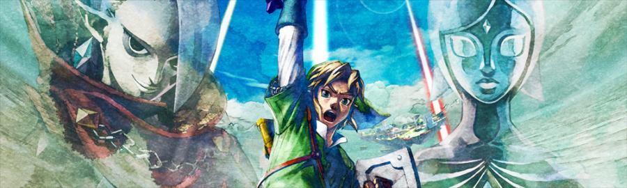 5. The Legend of Zelda: Skyward Sword