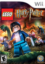 LEGO Harry Potter: Years 5-7 Cover (Click to enlarge)