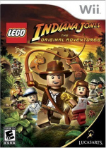 LEGO Indiana Jones: The Original Adventures Cover (Click to enlarge)