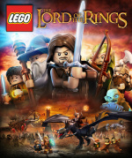 LEGO Lord of the Rings Cover (Click to enlarge)