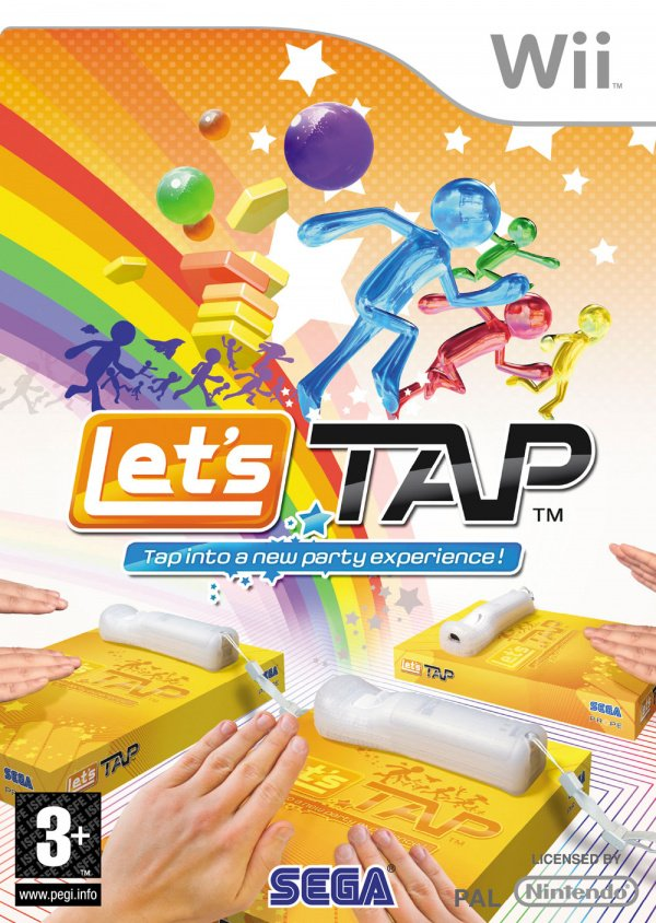 Let's Tap Cover Artwork