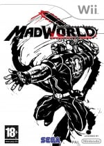 MadWorld Cover (Click to enlarge)