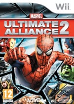 Marvel Ultimate Alliance 2 Cover (Click to enlarge)