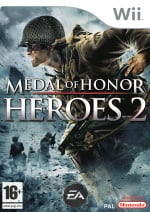 Medal of Honor: Heroes 2 Cover (Click to enlarge)