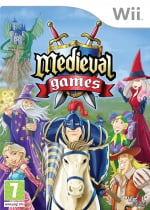 Medieval Games Cover (Click to enlarge)