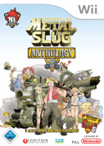 Metal Slug Anthology Cover (Click to enlarge)