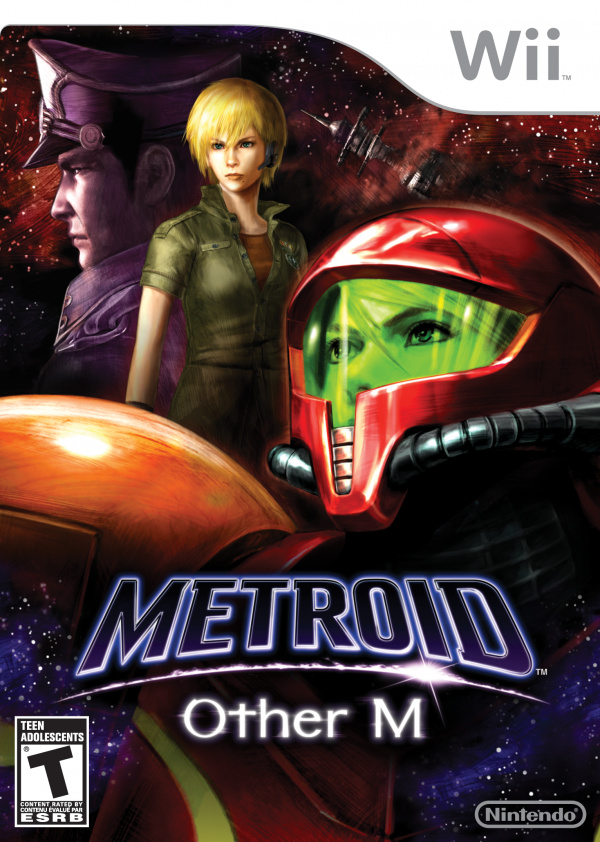 Metroid: Other M Cover Artwork