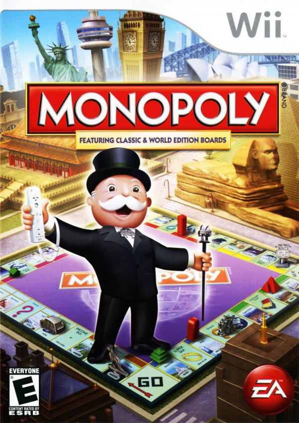 Monopoly Cover Artwork