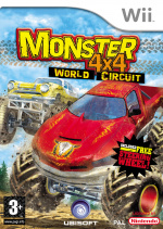 Monster 4X4 World Circuit Cover (Click to enlarge)