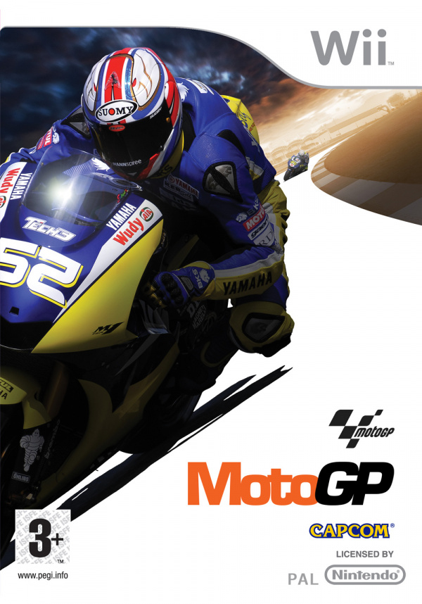 MotoGP Cover Artwork