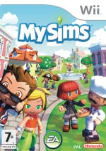 MySims Cover (Click to enlarge)