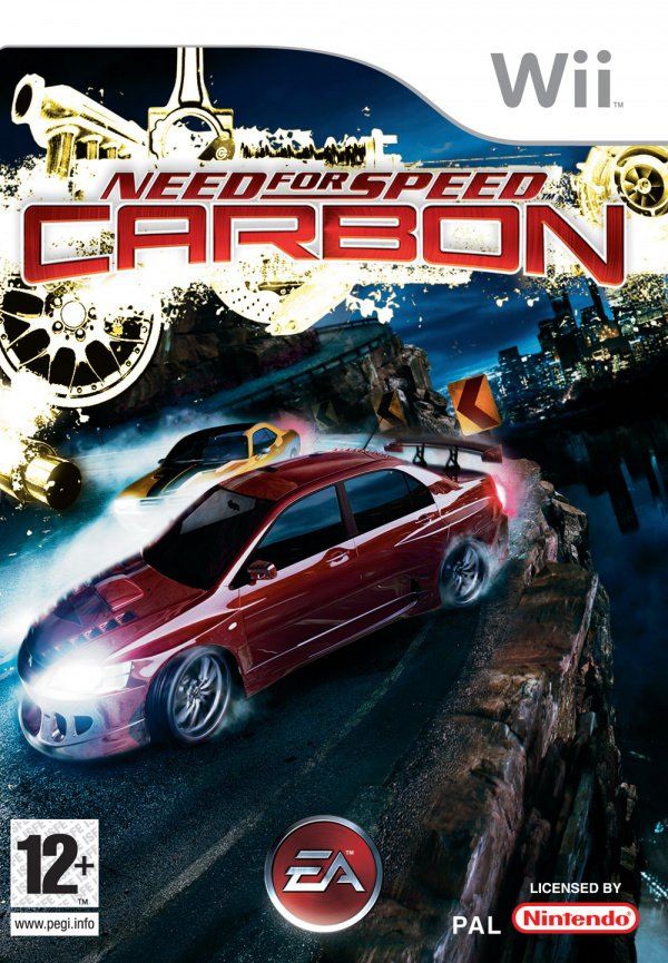 Need For Speed: Carbon Cover Artwork