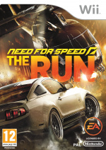 Need for Speed: The Run Cover (Click to enlarge)