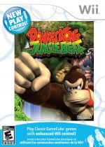 New Play Control! Donkey Kong Jungle Beat Cover (Click to enlarge)