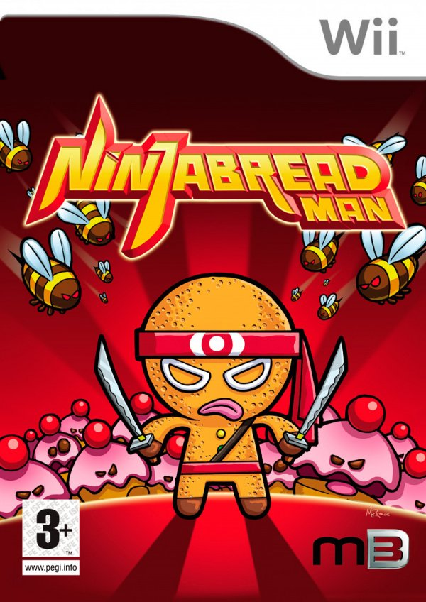 Ninjabread Man Cover Artwork