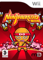 Ninjabread Man Cover (Click to enlarge)