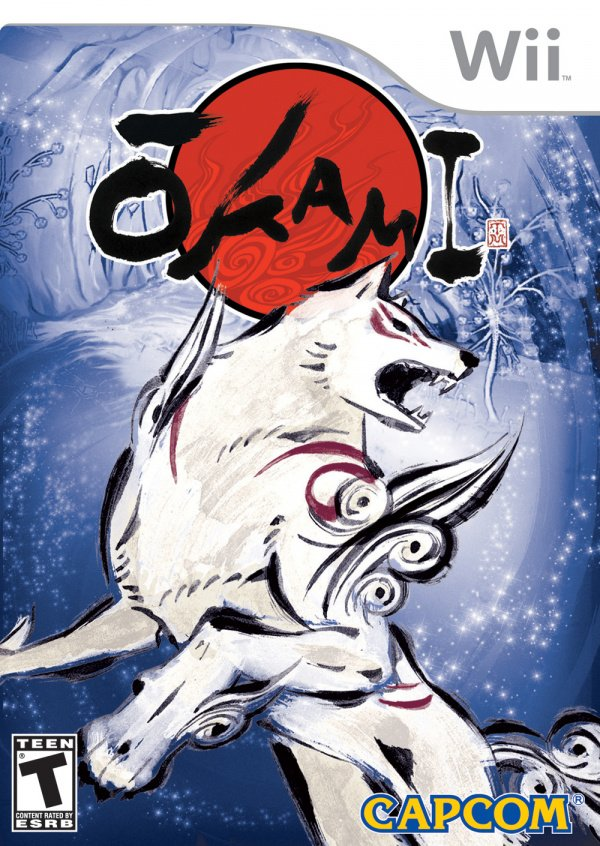 Okami Cover Artwork